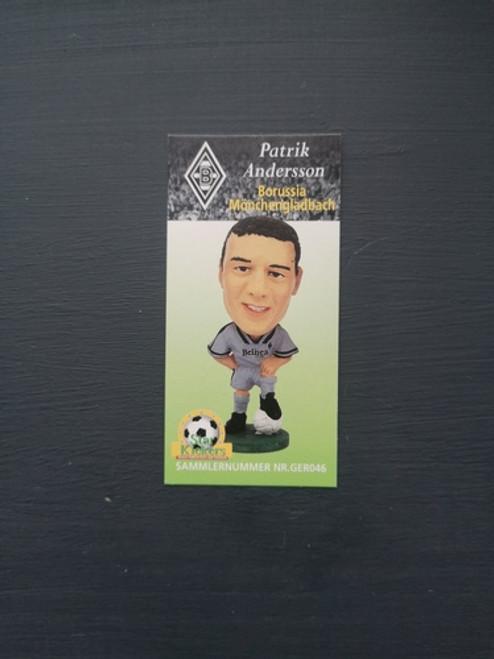 Patrik Andersson Borussia Monchengladbach GER046 Card