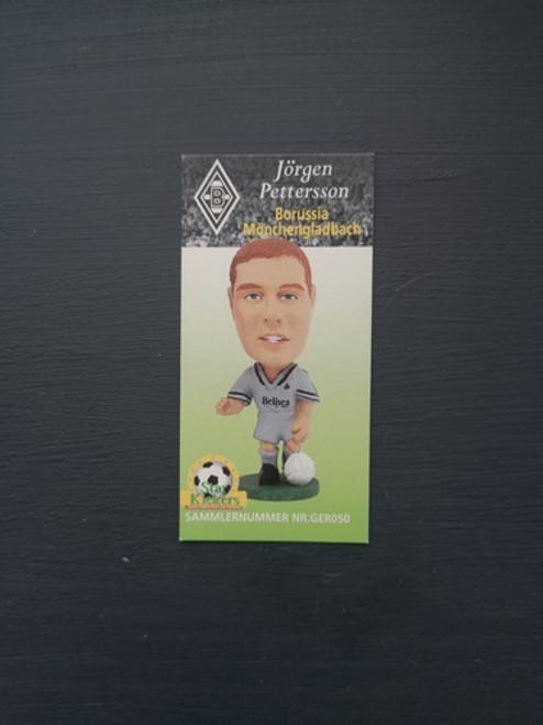 Jorgen Pettersson Borussia Monchengladbach GER050 Card