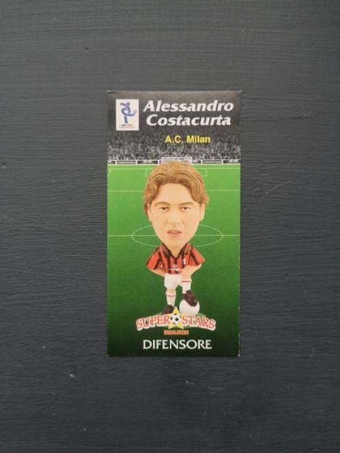 Alessandro Costacurta AC Milan SER015 Card