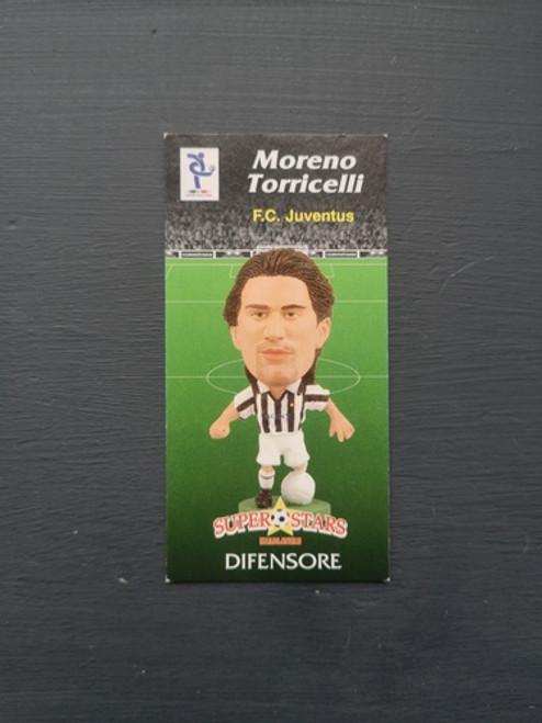 Moreno Torricelli Juventus SER024 Card