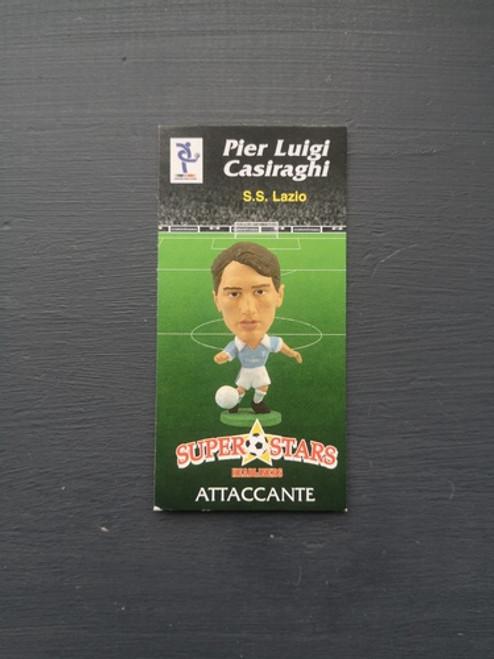 Pierluigi Casiraghi Lazio SER012 Card