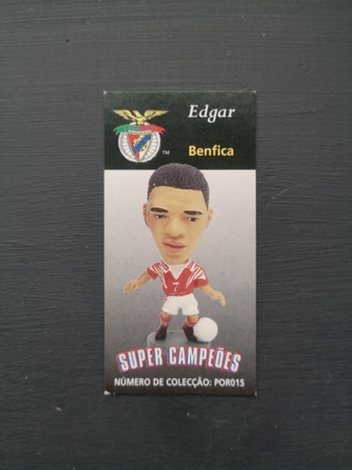 Edgar Benfica POR015 Card