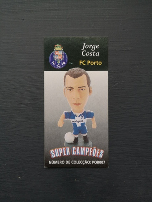 Jorge Costa FC Porto POR007 Card