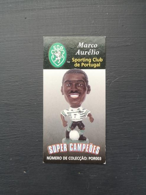 Marco Aurelio Sporting Lisbon POR003 Card