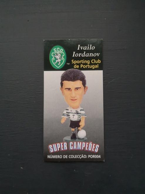 Ivailo Iordanov Sporting Lisbon POR004 Card