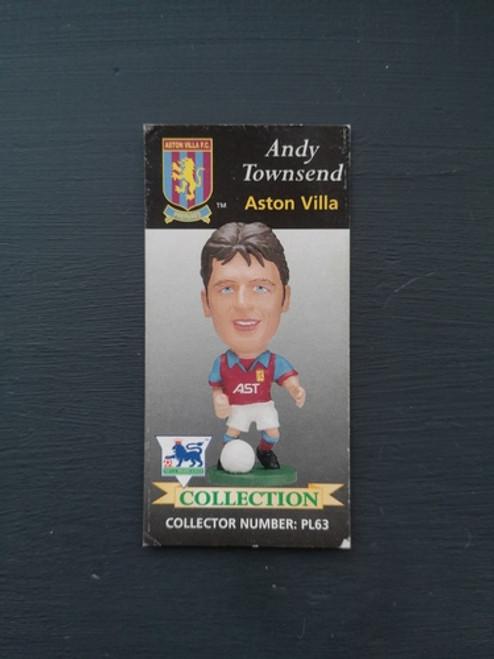 Andy Townsend Aston Villa PL63 Card
