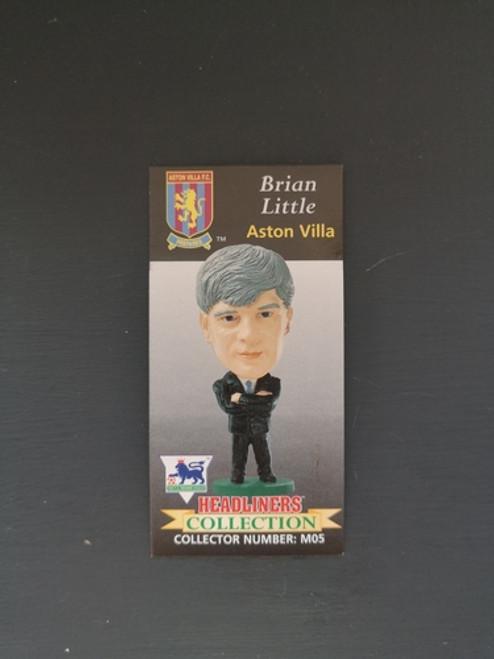 Brian Little Aston Villa M05 Card