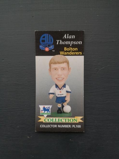 Alan Thompson Bolton Wanderers PL100 Card