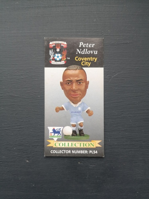 Peter Ndlovu Coventry City PL54 Card