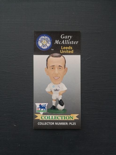 Gary McAlister Leeds United PL25 Card