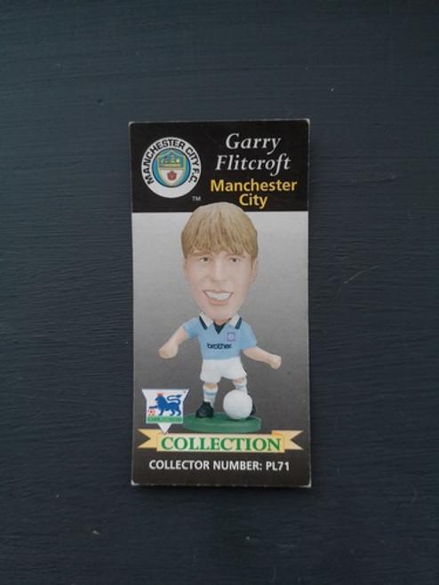 Gary Flitcroft Manchester City PL71 Card