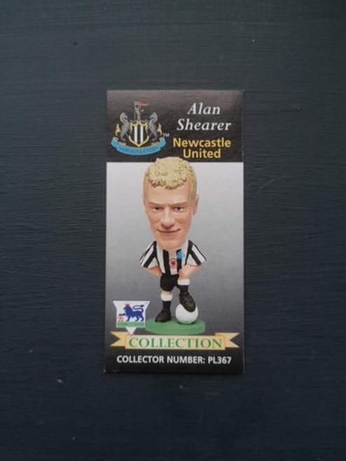 Alan Shearer Newcastle United PL367 Card