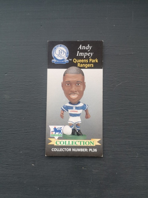 Andy Impey Queens Park Rangers PL36 Card