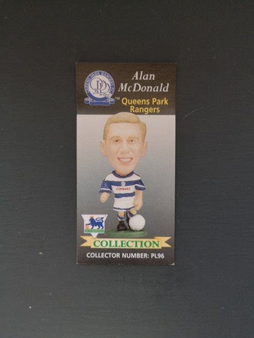 Alan McDonald Queens Park Rangers PL96 Card
