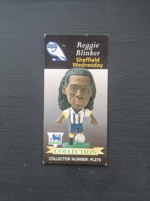Regi Blinker Sheffield Wednesday PL273 Card