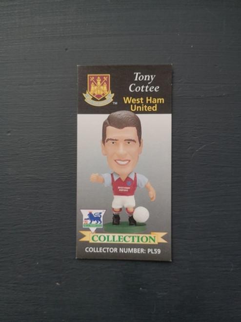 Tony Cottee West Ham United PL59 Card