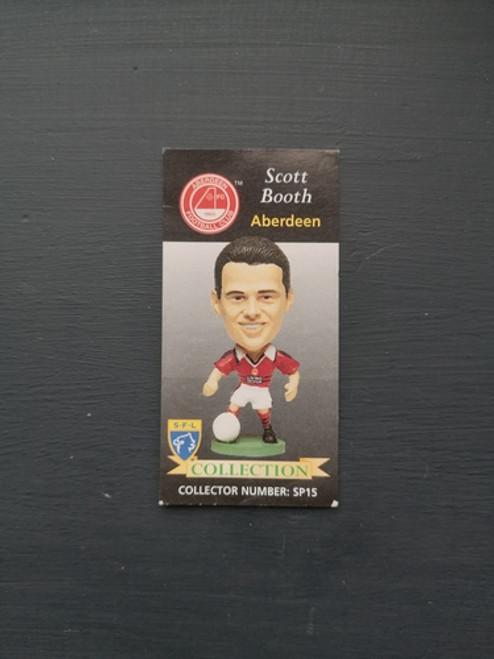 Scott Booth Aberdeen SP15 Card