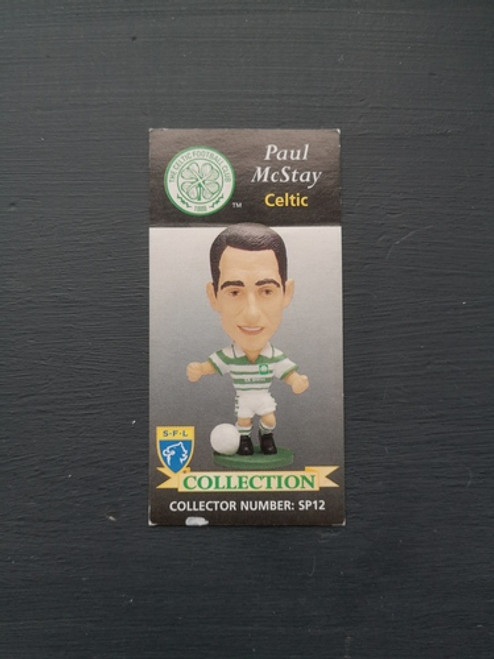 Paul McStay Glasgow Celtic SP12 Card