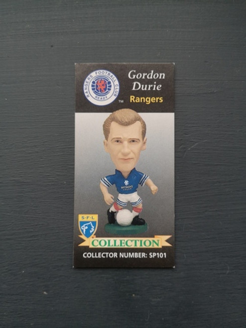 Gordon Durie Glasgow Rangers SP101 Card