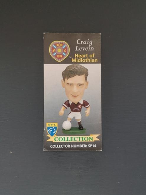 Craig Levein Heart of Midlothian SP14 Card