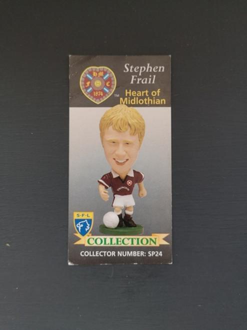 Steven Frail Heart of Midlothian SP24 Card