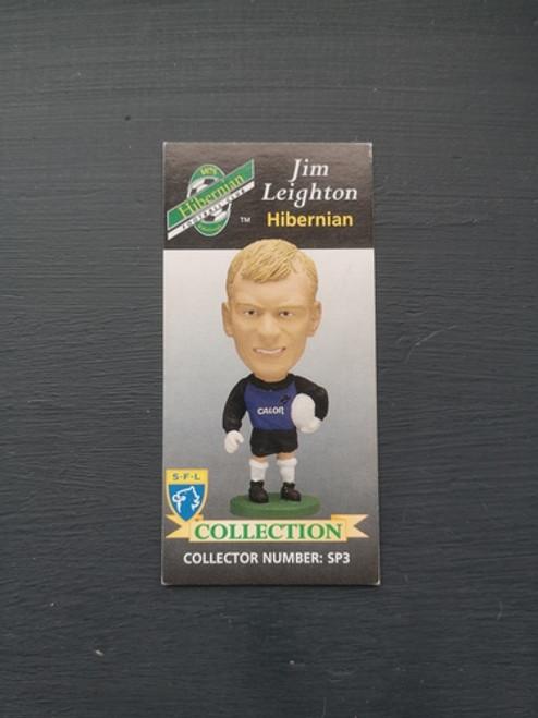 Jim Leighton Hibernian SP3 Card
