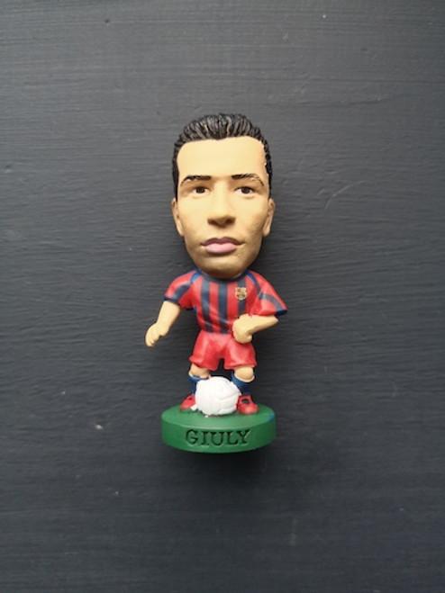Ludovic Giuly Barcelona PRO1481 Loose