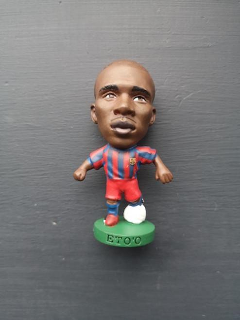 Samuel Eto'o Barcelona PRO1482 Loose