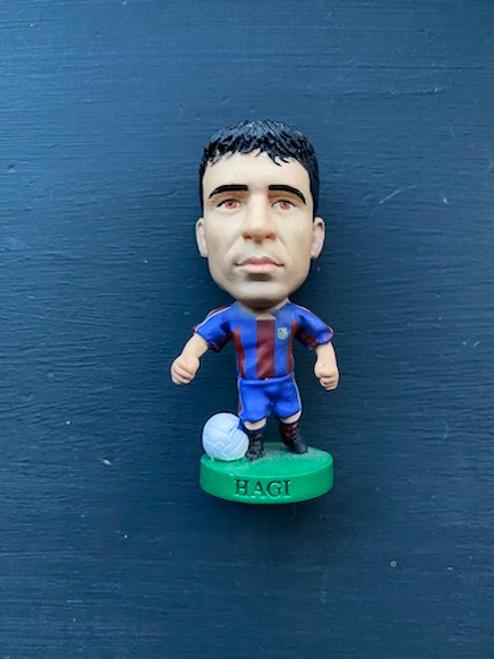Gheorghe Hagi Barcelona PRO1119 Loose