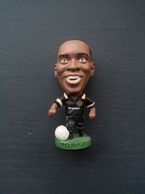 Dwight Yorke Manchester United PRO093 Loose