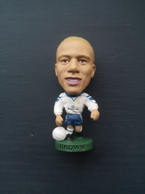 Wes Brown Manchester United PRO355 Loose