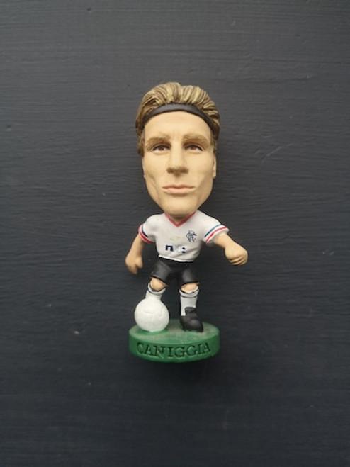 Claudio Caniggia Glasgow Rangers PRO542 Loose