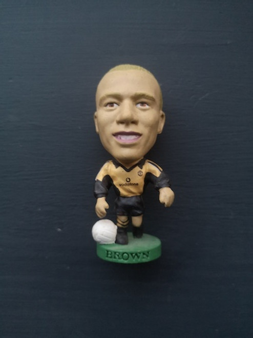 Wes Brown Manchester United PRO530 Loose