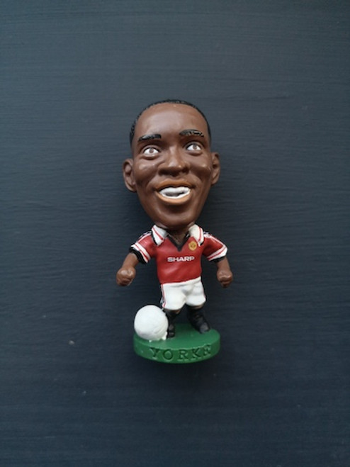 Dwight Yorke Manchester United PRO033 Loose