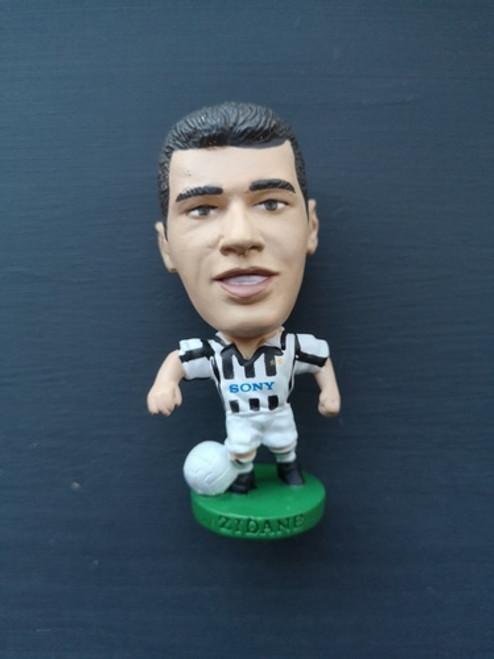 Zinedine Zidane Juventus SER102 Loose