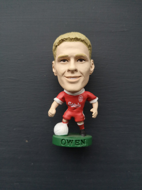 Michael Owen Liverpool PRO050 Loose
