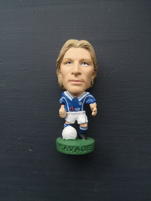 Robbie Savage Leicester City PRO465 Loose