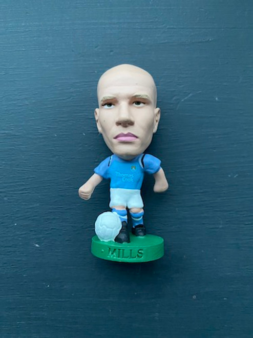Danny Mills Manchester City PRO1152 Loose