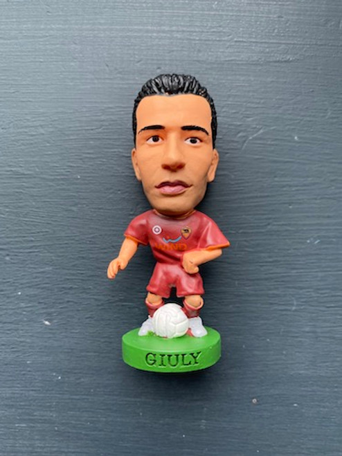 Ludovic Giuly AS Roma PRO1716 Loose