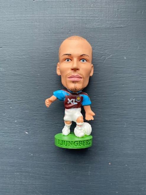 Fredrik Ljungberg West Ham United PRO1713 Loose