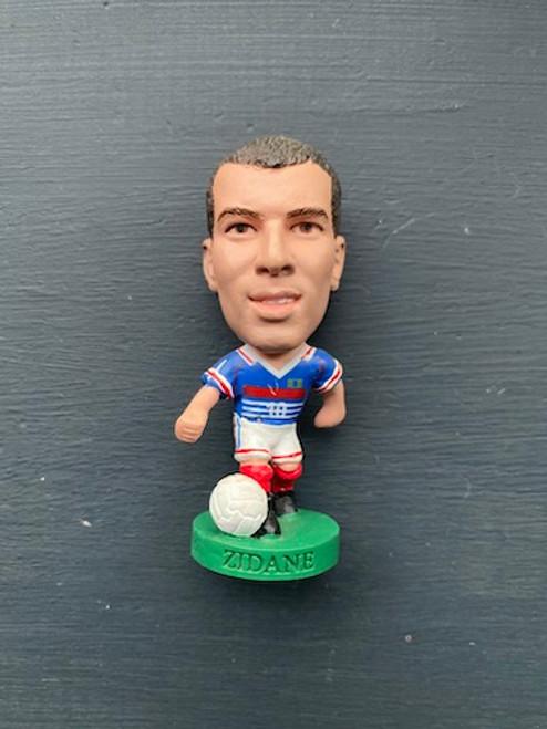 Zinedine Zidane France PRO1126 Loose