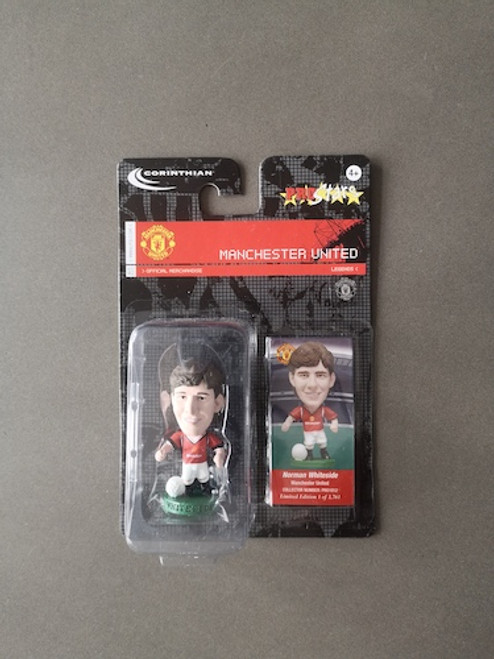 Bryan Robson Manchester United PRO1015 Blister