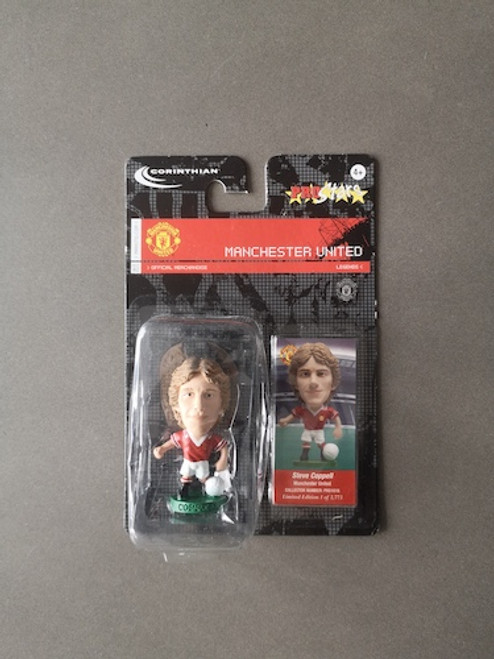 Steve Coppell Manchester United PRO1016 Blister