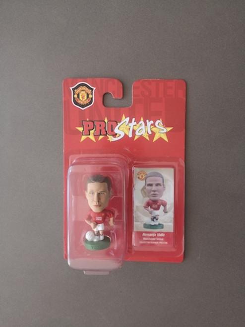 Nemanja Vidic Manchester United PRO1726 Blister