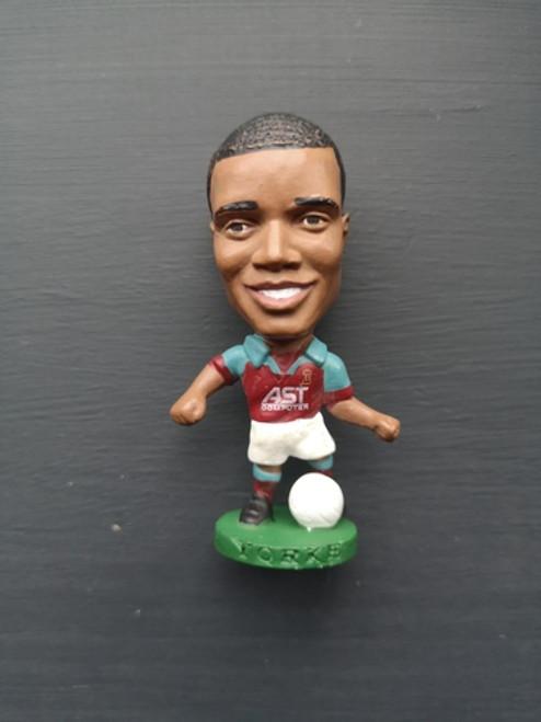 Dwight Yorke Aston Villa PL43 Loose