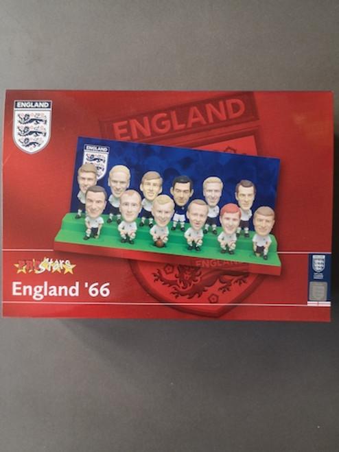 England 1966 Team Pack England 56553 Blister