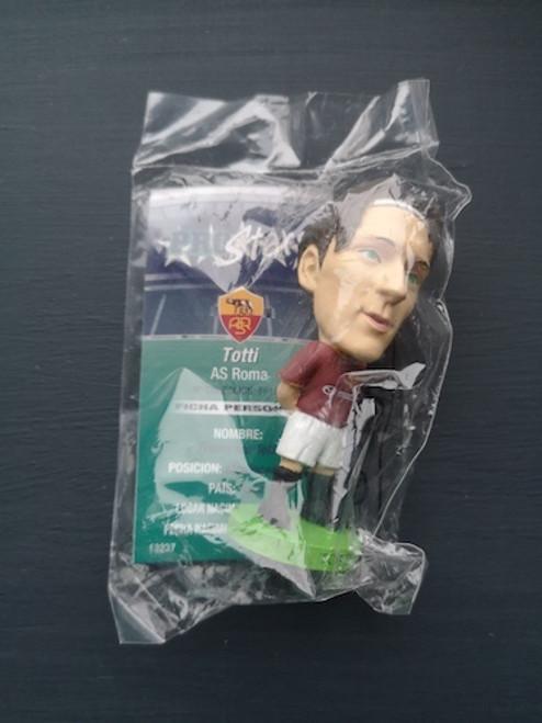 Francesco Totti AS Roma FF186 Blister