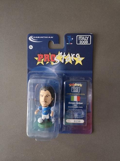 Gennaro Gattuso Italy PRO832 Blister