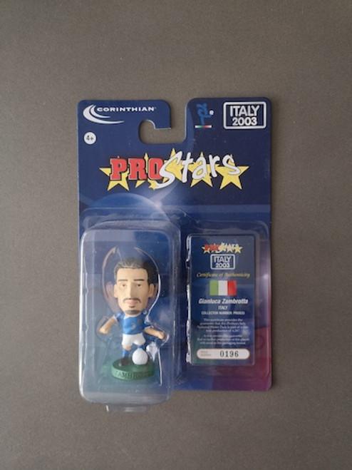 Gianluca Zambrotta Italy PRO833 Blister