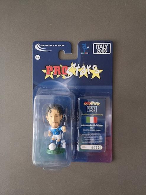 Alessandro del Piero Italy PRO835 Blister